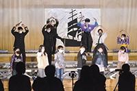 マスク着用で行った5~7年生の演劇【北見・網走のフリーペーパー・経済の伝書鳩|ニュース】