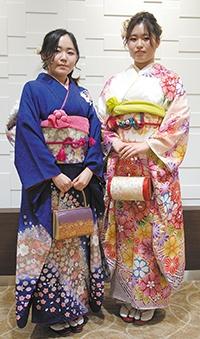 小清水・Kさん、美幌・K(左から)