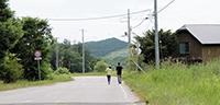 東京から移住の夫婦も参加。すっかり地域に溶け込んでいます