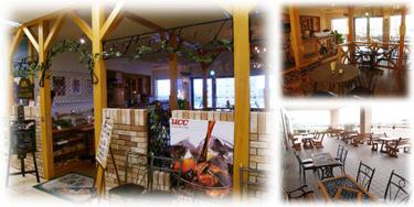 Cafe de 花薄荷【北海道北見市 サンセットテラス花薄荷 喫茶店、ハーブ、カフェ、レストラン】