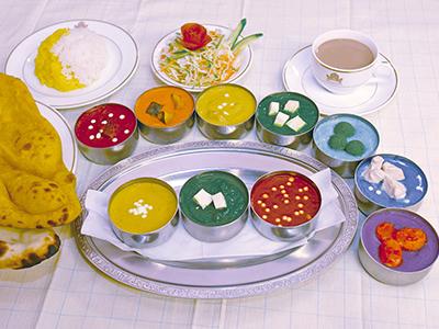 【北海道北見市|クリシュナ|インド料理、カレー、タンドリーチキン、ナン、ラッシー】メニュー1