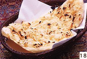 【北海道北見市 クリシュナ インド料理、カレー、タンドリーチキン、ナン、ラッシー】バターミーナン