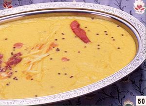 【北海道北見市|クリシュナ|インド料理、カレー、タンドリーチキン、ナン、ラッシー】ダール