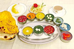 【北海道北見市|クリシュナ|インド料理、カレー、タンドリーチキン、ナン、ラッシー】オホーツクレインボーカリー