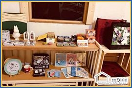 【北海道網走市|northern life base mokki|モッキ|北欧・スウェーデン|雑貨・ムーミン・IKEA|アウトドア・流氷・ネイチャーガイド・自然】店内