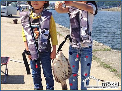 【北海道網走市|northern life base mokki|モッキ|北欧・スウェーデン|雑貨・ムーミン・IKEA|アウトドア・流氷・ネイチャーガイド・自然】アウトドア体験プログラム=GREEN SEASON=/ワカサギ釣り