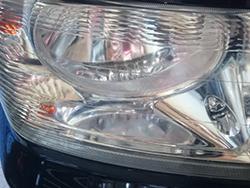 【北海道北見市 R-TYPE(アールタイプ) 自動車、整備、車検、中古車、販売、カー用品、中古部品、自動車保険】ヘッドライト施工後