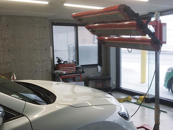 【車の窓ガラス修理ならウインドーリペア北見|自動車|北海道北見市|修復|修理|フロントガラス】